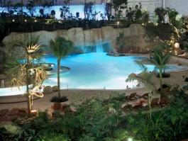 Tropická laguna